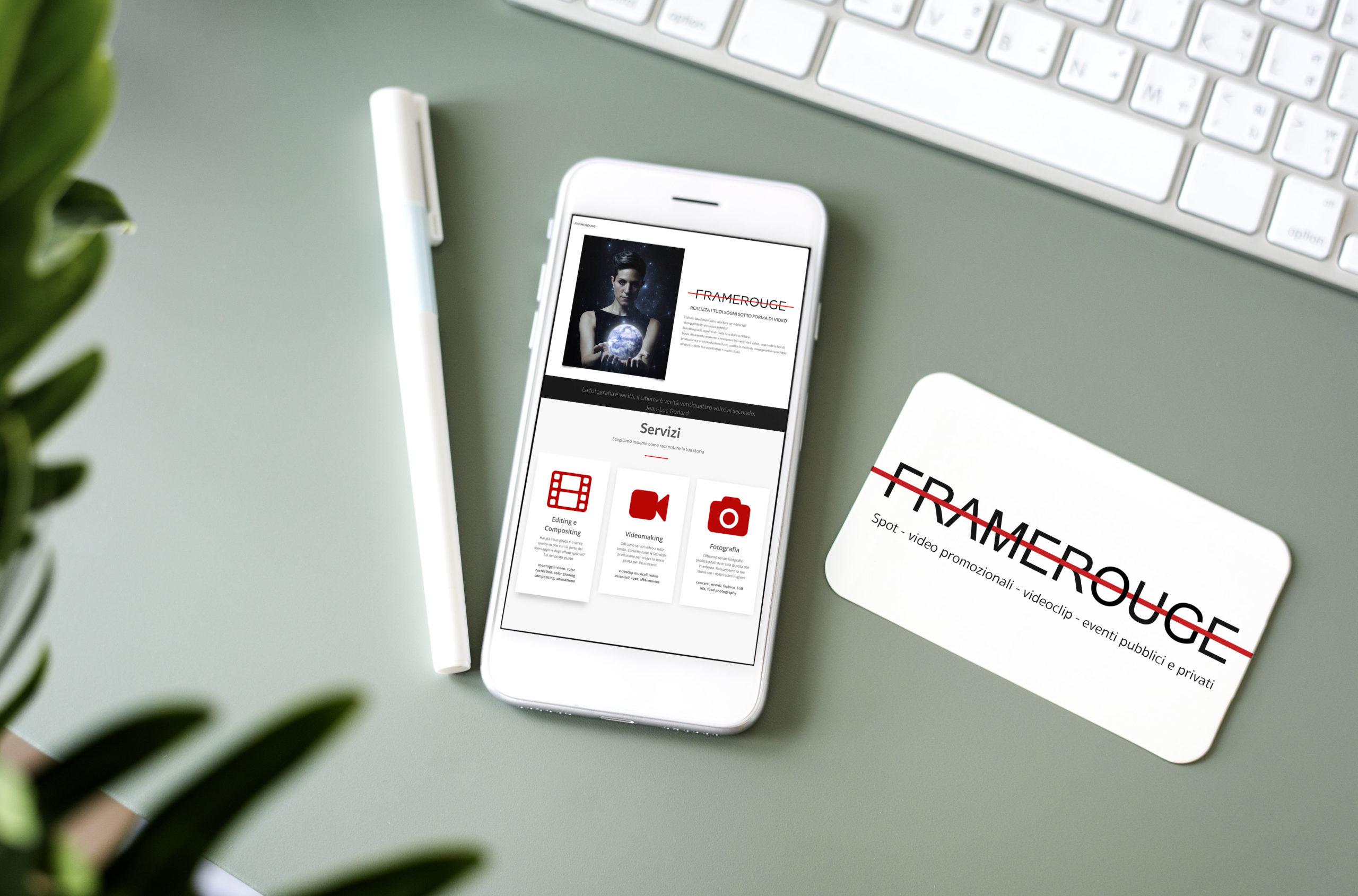 Framerouge