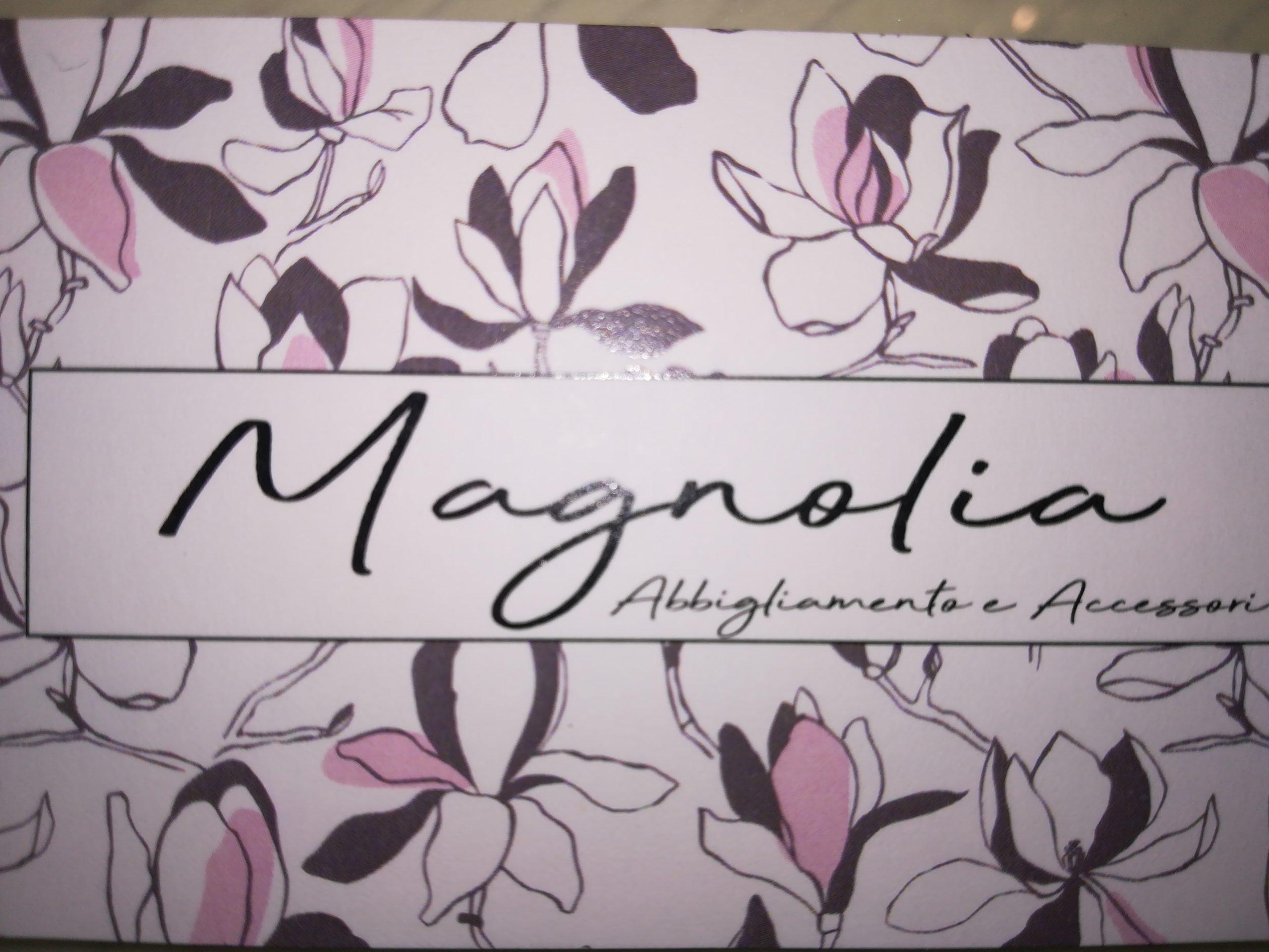 Magnolia abbigliamento e accessori